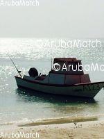Aruba Fishing boot 22 pia