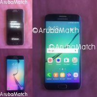 Aruba SAMSUNG S6 EDGE BLUE UNLOCKED 32GB