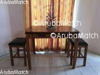 Aruba Small Dining Table Set