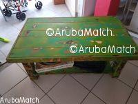 Aruba koffie tafel