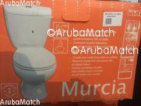 Aruba WC pot