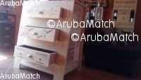 Aruba kast / wijnkast/ wine kabinet