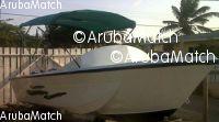 Aruba bendiendo un boto 16 pia cu 2 moter