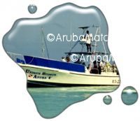 Aruba 38 foot Lorquin dive/fishing boat