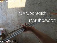 Aruba Bendiendo Spear cu fins