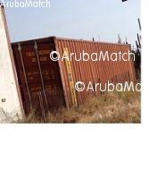 Aruba container 40 pia e 20 pia