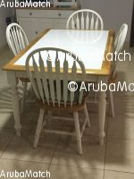 Aruba Set di comedor + cashi