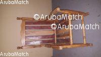 Aruba Stoel di zoya/ schommelstoel/mesedora