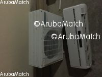 Aruba Airco 12000 btu 220