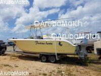Aruba Seafox 286 Commander Center console