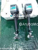 Aruba Motor di boto Solpower 15 hp