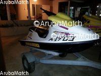 Aruba 2 x seadoo xp 110hp 800cc 1996