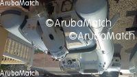Aruba Deluxe rib walker bay 15 2014  evinrude 75 hp new