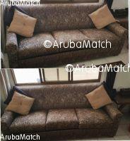 Aruba 2 sofa cama ku 2 matras
