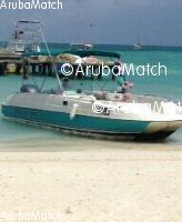 Aruba Deck boat byline 26 foot perfect shuttlel boat! Holds 12 /14 peo