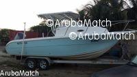 Aruba Ta bende Boto seafox