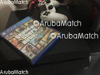 Aruba PS4 PLAYSTATION 4   2 CONTROL UN JUEGO