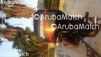 Aruba Mercury F90 4 stroke outboard engine