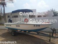 Aruba Seafox boot te koop incl. trailer