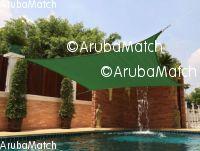 Aruba Patio Sun Shade Canopy
