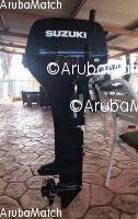 Aruba Suzuki 15 HP Motor