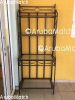 Aruba Glass Display Cabinet