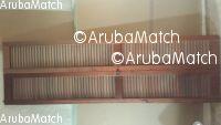 Aruba Louvre Door