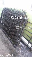Aruba hekwerk / fence