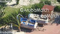 Aruba water taxi boats