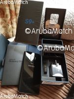 Aruba Samsung Galaxy S9+ SM-G965 - 128GB - Midnight Black (Unlocked )