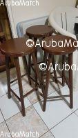 Aruba Bar stools bon condicion