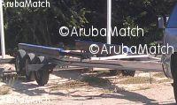 Aruba STOLEN BOATTRAILER 3 ASSER $1000 BELONING!