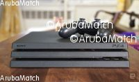 Aruba Ta bende PS4 Pro cu 2 controller y 1 wega