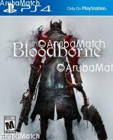 Aruba Bloodborne, Overwatch, Odin Sphere PS4